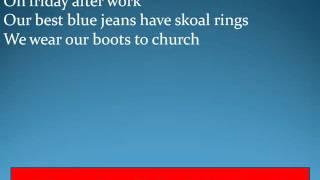 Eric Church - Guys Like Me Lyrics