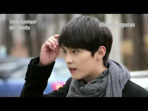 , title : 'dhenspangeran Music - SouQy - Cinta Syahgaf | Official Music Video'
