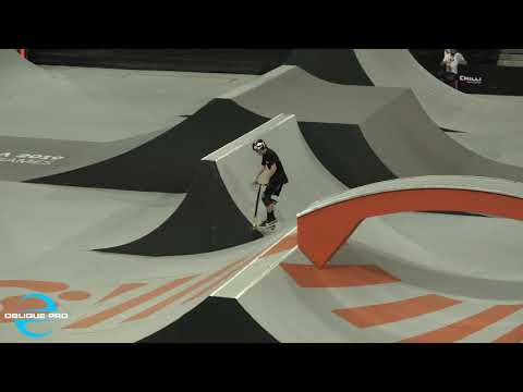 Dane Forbes - ISA Men's World Scooter Finals 2019
