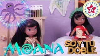 MOANA: TALA y su DOBLE! de MOANA de la película de Disney! - Juguetes Fantásticos