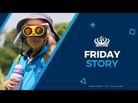 Friday Story - 22nd January 2021