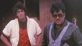Chunky Pandey Argues With Shatrughan Sinha  Aag Hi Aag  Scene 8/18