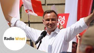 Andrzej Duda wygrał II turę. Nieznaczna przewaga Dudy. Rano zmieni się wynik? Ogromna frekwencja!