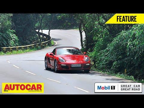 Mobil 1 Presents Great Car Great Road | Porsche Boxster S