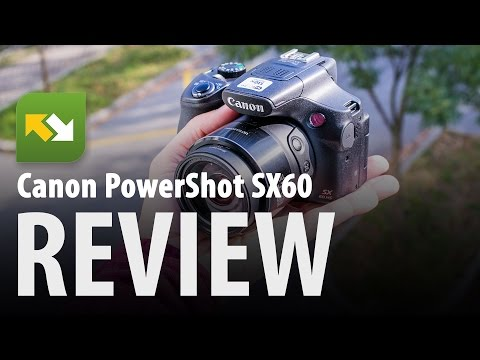 Canon PowerShot SX60 HS : Review