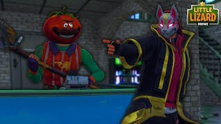 DRIFT VS TOMATO HEAD - *SEASON 5* FORTNITE SHORT FILMS