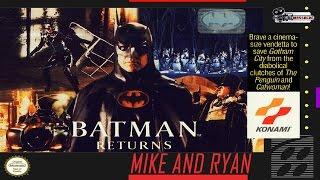 Batman Returns (SNES) Mike & Ryan