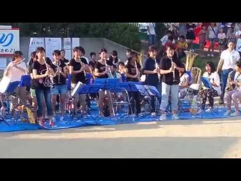 天体観測 - 篠目中学校吹奏楽部