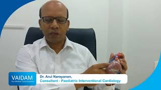 Congenital Heart Disorder CHDVideo In India