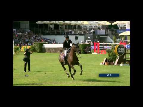 Win for Harrie and Don VHP Z, 4th place for Jos and Caracas in the GP at CSI5* LGCT of Hamburg.