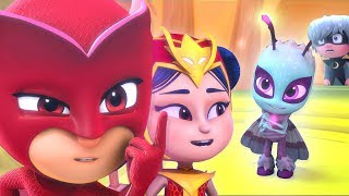 PJ Masks Episodes | CLIPS ❤️ Best of Owlette, An Yu, Luna Girl  ❤️Women's Day | Cartoons for Kids