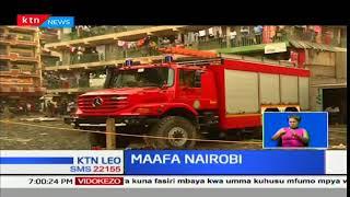 Maafa Nairobi: Jengo laporomoka mtaa wa Embakasi