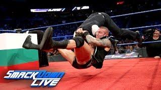 Randy Orton crashes Rusev's Pride of Bulgaria Celebration: SmackDown LIVE, Sept. 26, 2017   Kholo.pk
