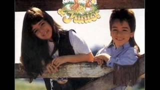 Sandy E Junior - 1º Cd (Aniversário Do Tatu - 91)