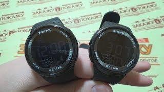 Спортивные водонепроницаемый часы Xonix  из Китая с Aliexpress