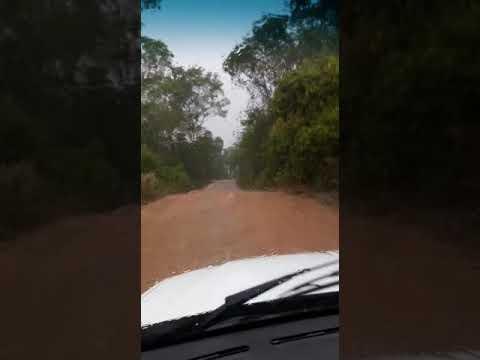 Chuva de granizo na região do Timbó em Amargosa 2