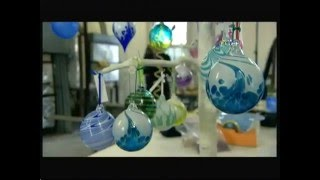 Christmas Bauble glass making (Countryfile) 20th December 2015
