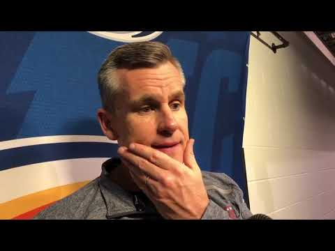 OKC Thunder - Billy Donovan talks about loss to Pacers (Game 11 of 82)
