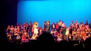 KW Glee -- One Big Beautiful Heart