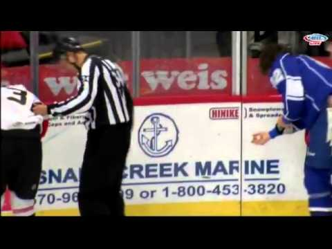 Darren Kramer vs. Luke Witkowski