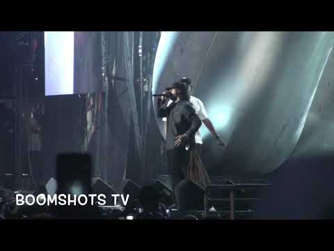 JAY-Z Brings Out Damian Marley in NYC