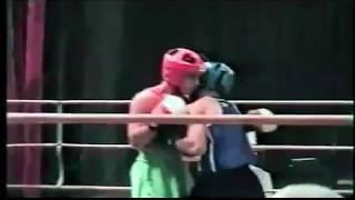 Как боксировал тренер сборной Казахстана Мырзагали Айтжанов