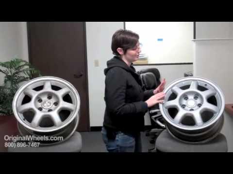 Montero Sport Rims & Montero Sport Wheels - Video of Mitsubishi Factory, Original, OEM, stock