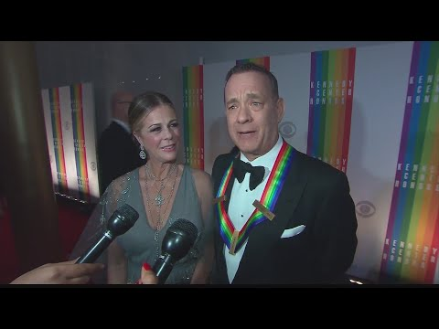 Tom Hanks related to Mr. Rogers