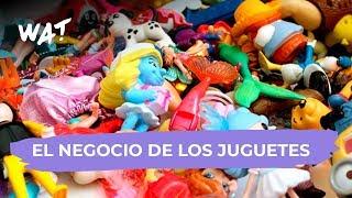 El negocio de los juguetes en Youtube: manos anónimas que mueven miles de euros