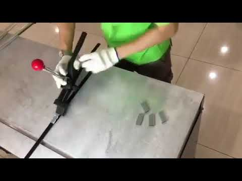 C3160 Steel Strap Sealer