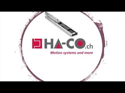 Kugelumlaufführung HAA0116RC