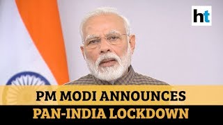 Type Of Curfew: PM Modi Declares 21-day Lockdown Over COVID-19 L Full Speech