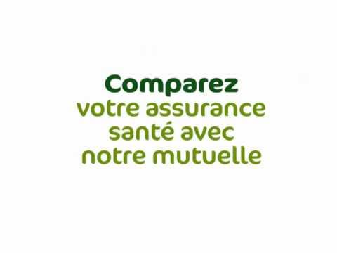 Comparez votre mutuelle