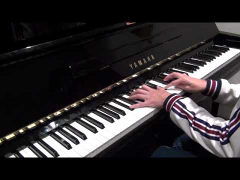Coldplay - Moving To Mars (piano cover)