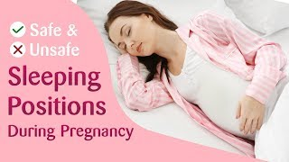 Best and Worst Sleeping Positions during Pregnancy