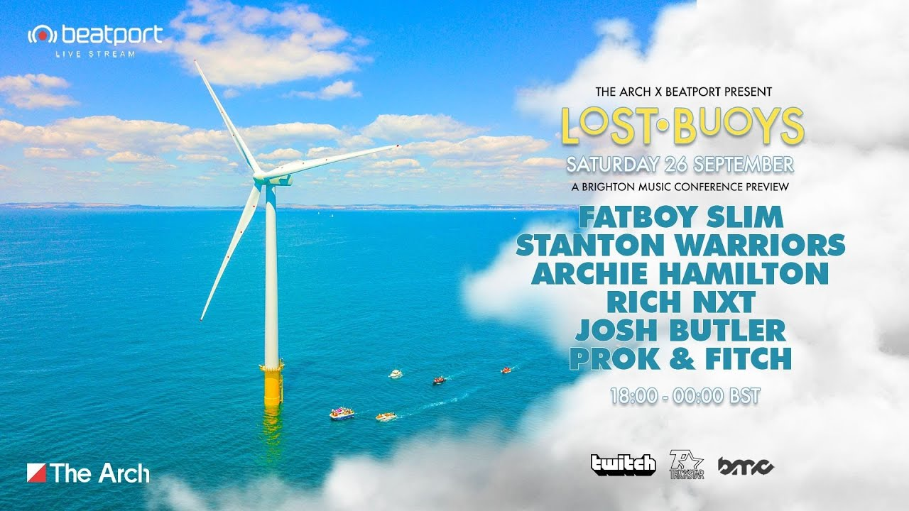 Fatboy Slim - Live @ The Lost Buoys 2020