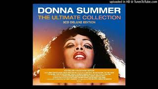 "Donna Summer ☆ Melody Of Love (Wanna Be Loved) (West End 7"" Radio Mix)"