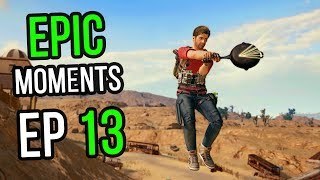 PUBG: Epic & Lucky Moments Ep. 13