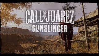 Call of Juarez: Gunslinger | Teaser Trailer [North America]