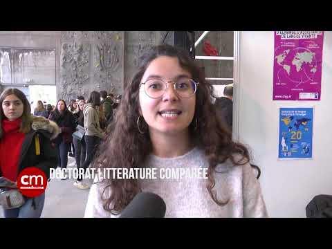 VIDEO. Salon de la formation à l'Université de Corse : mille lycéens face à leur avenir