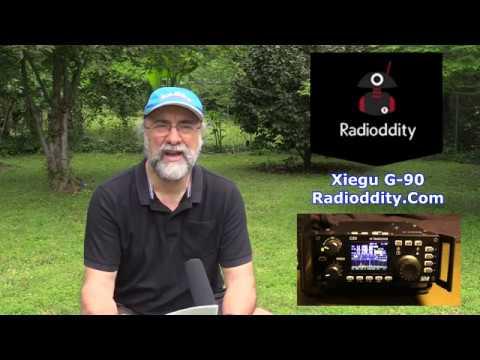 Xiegu G-90 QRP SDR Radio Review - Robert Nagy - thtip com