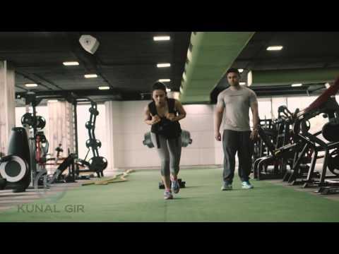 Rakul Preet Singh Sharing her Experience About Steel Gym and Kunal Gir
