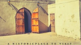 preview picture of video 'Jawatha Mosque 1500 years old Mosque - Al Hasa Saudi Arabia'