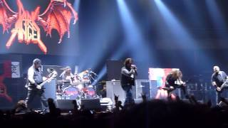 DARK ANGEL - Never to rise again @The Metal Fest 2014 [Live in Chile]