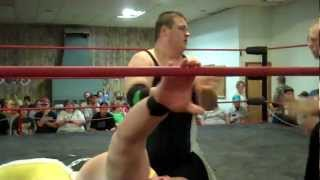 Travis Weir vs. Blake Reed