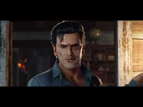 'Evil Dead: The Game' Announced, Features Bruce Campbell as Ash Williams