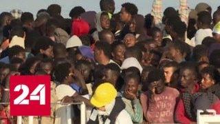 """""""Швабская домохозяйка"""" должна решить проблему мигрантов за 2 недели - Россия 24"""