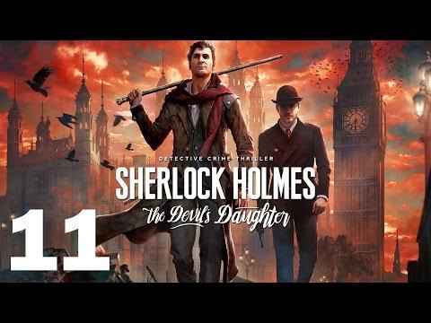 Шерлок Холмс - Дочь Дьявола [Цепная реакция. Часть 2]