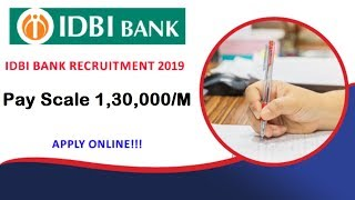 Recruitment of Chartered Accountants   FY 2019 20