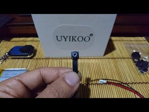 Review: Uyikoo Mini Camara Espia 1080p HD Deteccion Movimiento